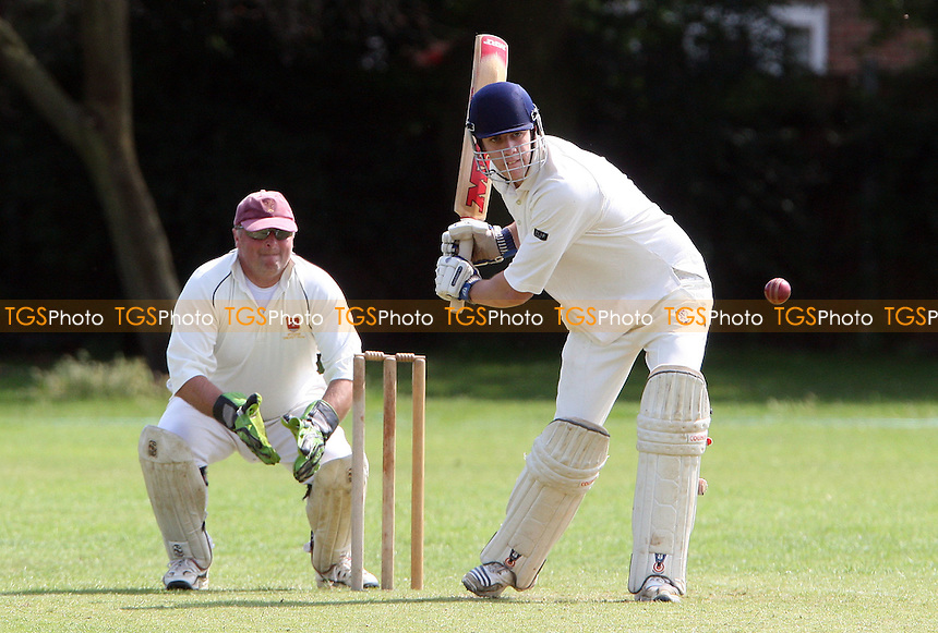 - Hornchurch Athletic CC 75th Anniversary at Hylands Park, Hornchurch - 24/07/11 - MANDATORY CREDIT: Rob Newell/TGSPHOTO - Self billing applies where appropriate - 0845 094 6026 - contact@tgsphoto.co.uk - NO UNPAID USE.