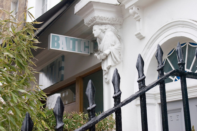 Exterior, Baltic Restaurant, London, England