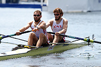 Race: 6 - Event: GOBLETS - Berks: 499 J.J. DUNKLEY-SMITH &amp; J.W BOOTH, AUS - Bucks: 503 V.O. ONFROY &amp; T.O. ONFROY, FRA<br /> <br /> Henley Royal Regatta 2017<br /> <br /> To purchase this photo, or to see pricing information for Prints and Downloads, click the blue 'Add to Cart' button at the top-right of the page.