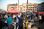 Tripoli - Libya - 11 October 2013 -- A crowded open-air market in the Old City of Tripoli, a few days before the annual Muslim Eid holiday. -- PHOTO: Iason ATHANASIADIS /  EUP-IMAGES