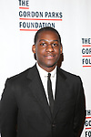 Singer and Song Writer Leon Bridges attends THE GORDON PARKS FOUNDATION HONORS CONGRESSMAN JOHN LEWIS, MAVIS STAPLES,<br />