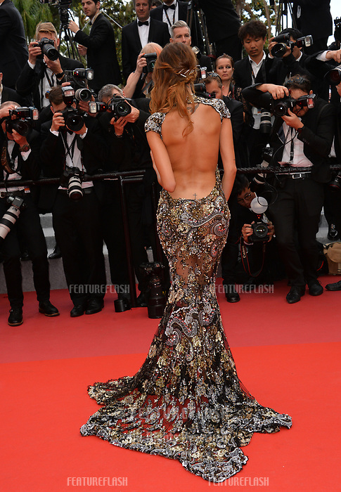 Nabilla Benattia at the gala screening for &quot;Solo: A Star Wars Story&quot; at the 71st Festival de Cannes, Cannes, France 15 May 2018<br /> Picture: Paul Smith/Featureflash/SilverHub 0208 004 5359 sales@silverhubmedia.com