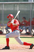 Gabe Jacobo - Los Angeles Angels, 2009 Instructional League.Photo by:  Bill Mitchell/Four Seam Images..