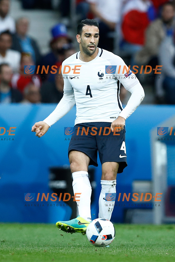 Adil Rami France <br /> Lille 19-06-2016 Stade Pierre Mauroy Footballl Euro2016 Switzerland - France  / Svizzera - Francia Group Stage Group A. Foto Matteo Ciambelli / Insidefoto