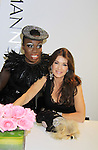 Ebonee Excell and Lisa Vanderpump - Celebrity Fashion Stylist Felix Mercado's Fashion Nght Out Runway Show and After Party was held on September 6, 2012 at Loehmann's, New York City, New York  Lisa Vanderpump (The Real Housewives of Beverly Hills) (Photo by Sue Coflin/Max Photos)