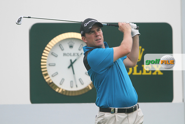 Richie Ramsay (SCO) on the 12th on Day 1 of the BMW Masters 2012 at Lake Malaren Golf Club, Shanghai, China, Tuesday 25/10/12...(Photo www.golffile.ie)