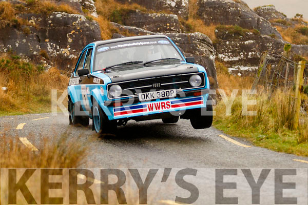 Killarney revved last Saturday during the annual Historic rally