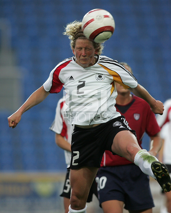 MAR 15, 2006: Faro, Portugal:  Kerstin Stegemann