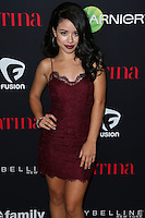 WEST HOLLYWOOD, CA, USA - NOVEMBER 13: Cierra Ramirez arrives at the Latina Magazine's '30 Under 30' Party held at SkyBar at the Mondrian Los Angeles on November 13, 2014 in West Hollywood, California, United States. (Photo by Xavier Collin/Celebrity Monitor)