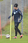 Hoffenheims Andrej Kramaric (Nr.27) am Ball beim Training in der Bundesliga der TSG 1899 Hoffenheim.<br /> <br /> Foto &copy; PIX-Sportfotos *** Foto ist honorarpflichtig! *** Auf Anfrage in hoeherer Qualitaet/Aufloesung. Belegexemplar erbeten. Veroeffentlichung ausschliesslich fuer journalistisch-publizistische Zwecke. For editorial use only.