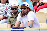 Camille Lacourt<br /> Parigi 31/05/2019 Roland Garros <br /> Tennis Grande Slam 2019 <br /> Foto JB Autissier Panoramic / Insidefoto <br /> ITALY ONLY<br /> Parigi 31/05/2019 Roland Garros <br /> Tennis Grande Slam 2019 <br /> Foto JB Autissier Panoramic / Insidefoto <br /> ITALY ONLY