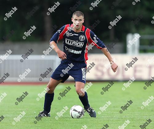 2008-07-21 / Voetbal / seizoen 2008-2009 / FC Duffel / Bart Vergeylen..Foto: Maarten Straetemans (SMB)