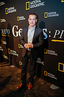 NEW YORK CITY - APRIL 19: T. R. Knight attends the GENIUS: PICASSO interactive experience at the Genius: Studio, 100 Avenue of the Americas in New York City on April 19, 2018.  The Genius: Studio is an interactive installation designed to inspire people to create their own masterpieces. (Photo by Kena Betancur/National Geographic/PictureGroup)