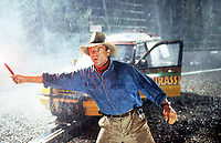 Jurassic Park (1993)<br /> Sam Neill <br /> *Filmstill - Editorial Use Only*<br /> CAP/KFS<br /> Image supplied by Capital Pictures