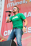 Craig Morgan performs on the Chevrolet Riverfront Stage during Day 1 of the 2013 CMA Music Festival in Nashville, Tennessee.