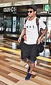 Neymar departs Japan