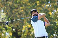 Francesco Laporta (ITA) in action during the second round of the Kazakhstan Open presented by ERG played at Zhailjau Golf Resort, Almaty, Kazakhstan. 14/09/2018<br /> Picture: Golffile | Phil Inglis<br /> <br /> All photo usage must carry mandatory copyright credit (© Golffile | Phil Inglis)