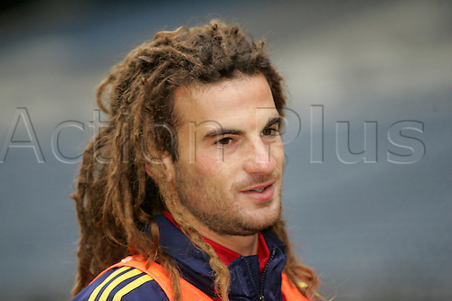 21 November 2009: Kyle Beckerman. Real Salt Lake held a training session at Qwest Field in Seattle, Washington in preparation for playing the Los Angeles Galaxy in Major League Soccer's championship game, MLS Cup 2009, one day later. Photo: Scott Bales/Actionplus Editorial Use Only