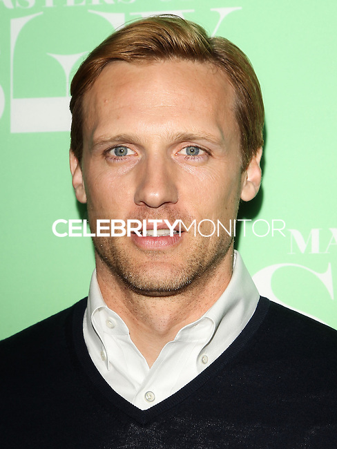"""NORTH HOLLYWOOD, CA, USA - APRIL 29: Teddy Sears at Showtime's """"Masters Of Sex"""" Special Screening And Panel Discussion held at the Leonard H. Goldenson Theatre on April 29, 2014 in North Hollywood, California, United States. (Photo by Celebrity Monitor)"""