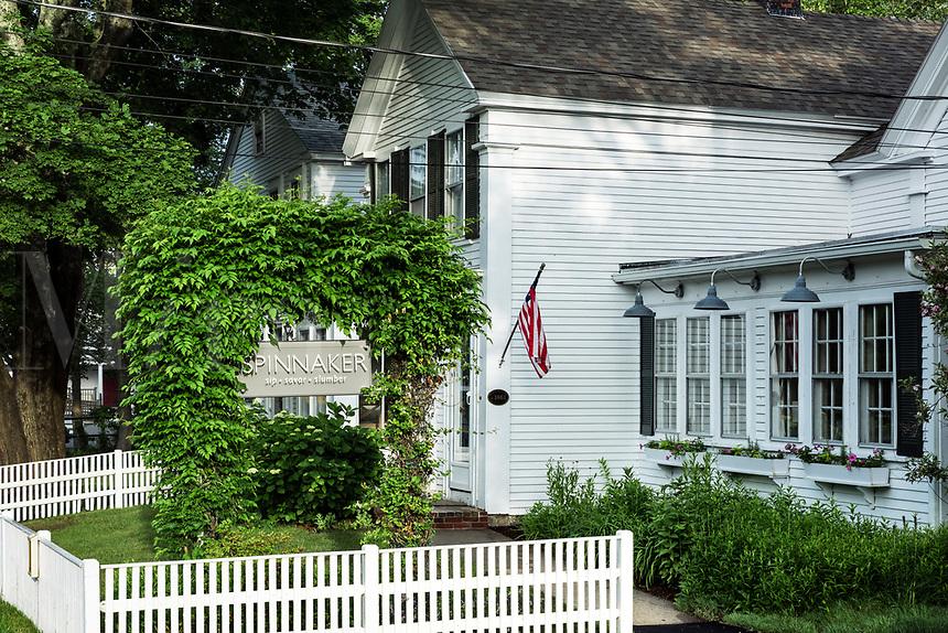 Charming Inn, Brewster, Cape Cod, Massachusetts, USA.