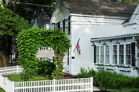 Charming Inn, Brewster, Cape Cod, Massachusetts, USA.