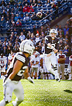 16FTB vs UMASS 2081<br /> <br /> 16FTB vs UMASS <br /> <br /> November 19, 2016<br /> <br /> Photo by  Tabitha Sumsion/BYU/BYU<br /> <br /> Copyright BYU Photo 2014<br /> All Rights Reserved<br /> photo@byu.edu  (801)422-732216FTB vs UMASS 0611<br /> <br /> 16FTB vs UMASS<br /> <br /> BYU Football vs Massachusetts<br /> <br /> BYU-51<br /> UMASS-9<br /> <br /> November 19, 2016<br /> <br /> Photography by Tabitha Sumsion/BYU<br /> <br /> &copy; BYU PHOTO 2016<br /> All Rights Reserved<br /> photo@byu.edu  (801)422-7322