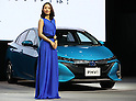 Toyota launches its new Prius PHV for Japan