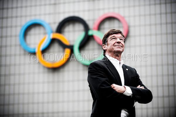 Eddy De Smedt, Director Top-level Sport at the Belgisch Olympisch en Interfederaal Comité, BOIC (Belgium, 23/10/2014)