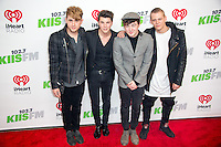 KIIS FM Jingle Ball at Staples Center on December 5, 2014 (Photo by Crash / Guest of A Guest)