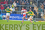 Sea?n O'Sullivan, Kerry v Derry, Allianz National Football League, 2nd March 2008 at Fitzgerald Stadium, Killarney.   Copyright Kerry's Eye 2008