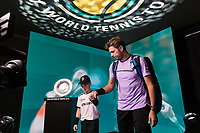 Rotterdam, The Netherlands, 14 Februari 2019, ABNAMRO World Tennis Tournament, Ahoy, Stan Wawrinka (SUI),<br /> Photo: www.tennisimages.com/Henk Koster