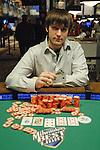 2007 WSOP Heads Up Champion: Daniel Schreiber