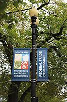 WASHINGTON DC, EUA, 08.10.2019 - POLITICA-WASHINGTON DC - Sede do Federal Trade Commission, Agência Federal de Proteção ao Consumidor, na cidade de Washington DC, capital dos Estados Unidos, nesta terça-feira, 8. (Foto Charles Sholl/Brazil Photo Press/Folhapress)