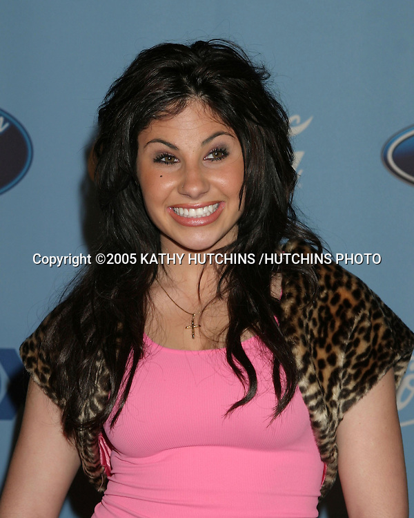 MIKALAH GORDON.AMERICAN IDOL FINALIST PARTY.W. HOLLYWOOD, CA.MARCH 9, 2005.©2005 KATHY HUTCHINS /HUTCHINS PHOTO.......