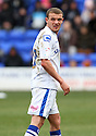 James Wallace of Tranmere. - Tranmere Rovers v Stevenage - npower League 1 - Prenton Park, Tranmere - 6th April, 2012 . © Kevin Coleman 2012