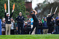 Patrick Reed (USA) In action during the final round of the Farmers Insurance Open, Torrey Pines, La Jolla, San Diego, USA. 25/01/2020<br /> Picture: Golffile | Phil INGLIS<br /> <br /> <br /> All photo usage must carry mandatory copyright credit (© Golffile | Phil Inglis)