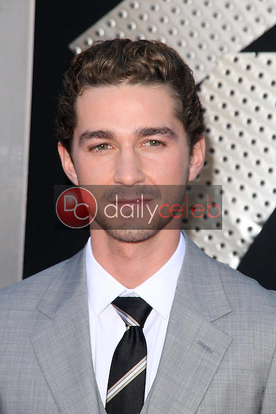 Shia LaBeouf<br />at the Los Angeles Premiere of 'Transformers Revenge of the Fallen'. Mann Village Theatre, Westwood, CA. 06-22-09<br />Dave Edwards/DailyCeleb.com 818-249-4998