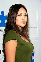 Kristy Wu.at the Autism Speaks' 7th Annual 'Acts Of Love' Benefit held in.Santa Monica, California .3 October 2009
