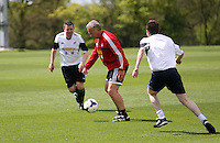 Pictured: Alan Curtis. Tuesday 06 May 2014<br />