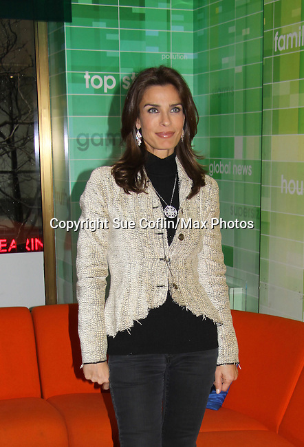 """Days of our Lives Kristian Alfonso at a book signing for """"Days Of Our Lives: A celebration in Photos - 45 years"""" on February 25, 2011 at the NBC Experience Store, Rockefeller Center, New York City, New York. (Photo by Sue Coflin/Max Photos)"""