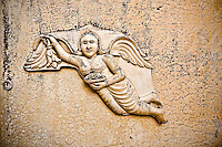 This Christian angel seemed strangely out of place in an old Indian Palace. (Photo by Matt Considine - Images of Asia Collection)