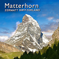 Matterhorn | Matterhorn Swiss Alps  Pictures, Photos & Images