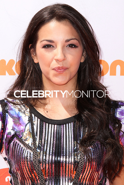 WESTWOOD, LOS ANGELES, CA, USA - JULY 17: Ana Villafane at the Nickelodeon Kids' Choice Sports Awards 2014 held at UCLA's Pauley Pavilion on July 17, 2014 in Westwood, Los Angeles, California, United States. (Photo by Xavier Collin/Celebrity Monitor)