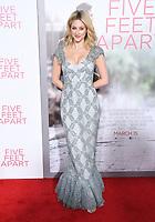 "07 March 2019 - Westwood, California - Lili Reinhart. ""Five Feet Apart"" Los Angeles Premiere held at the Fox Bruin Theatre. Photo Credit: Birdie Thompson/AdMedia"