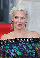 Sara Pascoe at the Film4 Summer Screen: The Wife Opening Gala at Somerset House, Strand, London, England, UK on Thursday 9th August 2018.<br /> CAP/ROS<br /> &copy;ROS/Capital Pictures
