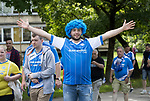FK Trakai v St Johnstone&hellip;06.07.17&hellip; Europa League 1st Qualifying Round 2nd Leg, Vilnius, Lithuania.<br />