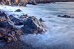 Sunrise at Castle Rock, Marblehead, Massachusetts, USA