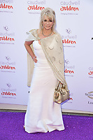 Jo Wood at the Caudwell Children Butterfly Ball at the Grosvenor House Hotel in London, UK.<br /> 25th May 2017.<br /> Picture: Steve Vas/Featureflash/SilverHub 0208 004 5359 sales@silverhubmedia.com
