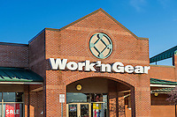 Work'n Gear store.