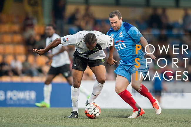 Citi All Stars vs Wallsend Boys Club during the Masters of the HKFC Citi Soccer Sevens on 21 May 2016 in the Hong Kong Footbal Club, Hong Kong, China. Photo by Li Man Yuen / Power Sport Images